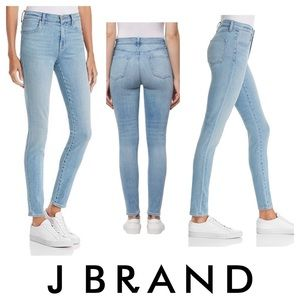 J Brand Maria High Rise Skinny in Arise size 27